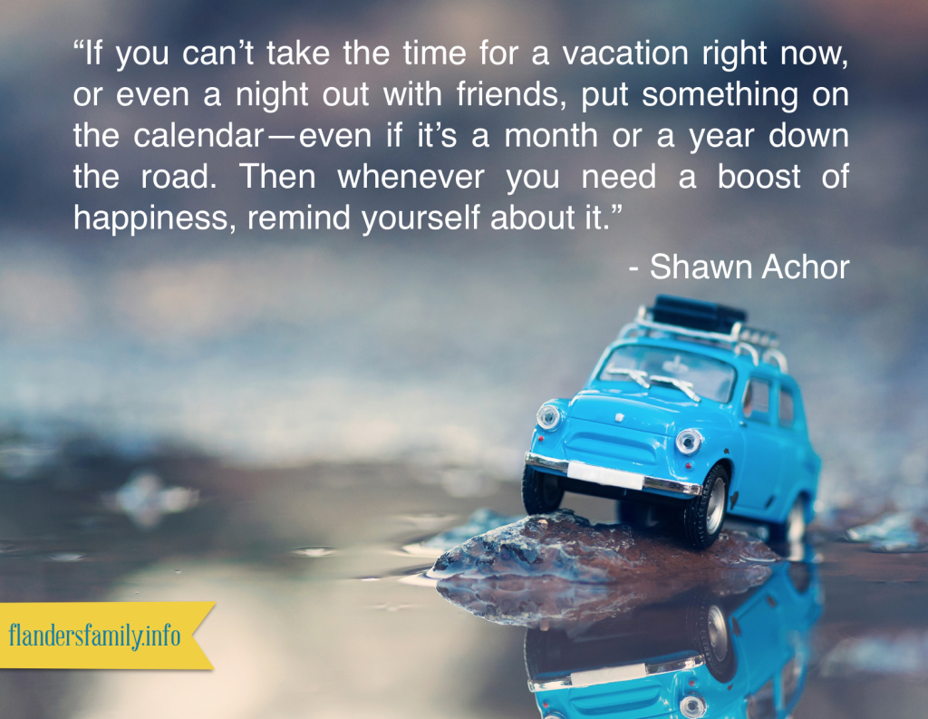 Need a vacation? Plan it now, take it later.