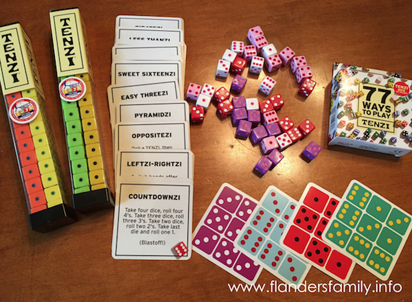 We Think TENZI's Tons of Funzi (Timberdoodle Review)