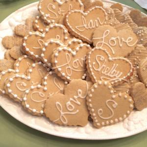 Flanders Family Favorite Recipes - Sugar Cookies