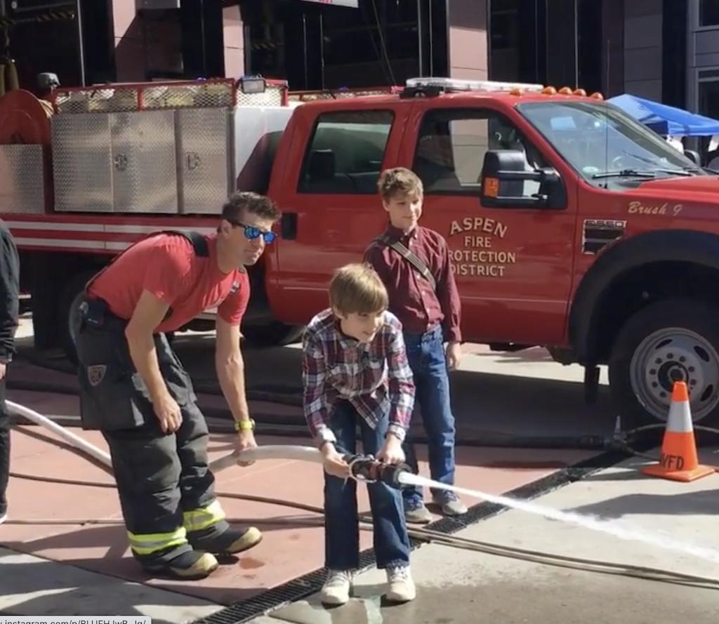 Aspen Volunteer Fire Department