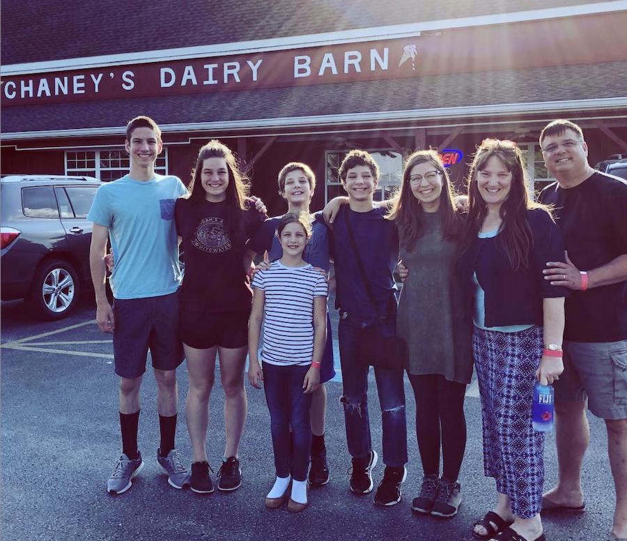 Chaney's Dairy Barn