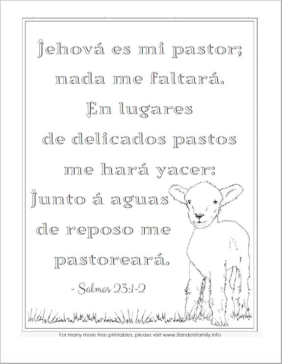 Salmos 23:1-2