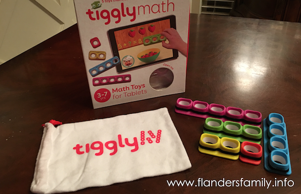 Timberdoodle Review - Tiggly Math