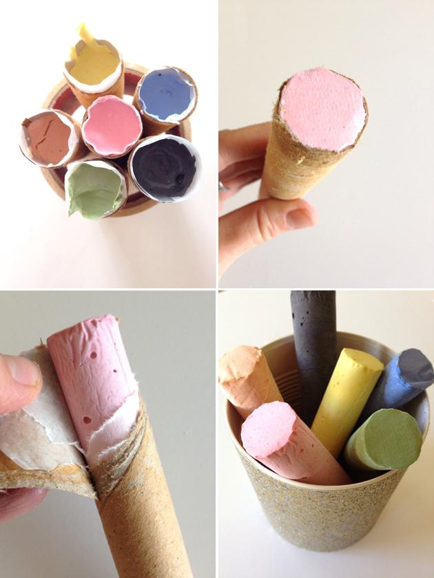 9 Ingenius Uses for empty toilet paper tubes
