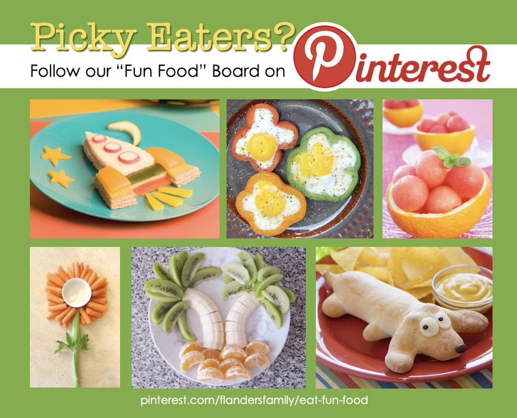 Fun Food on Pinterest
