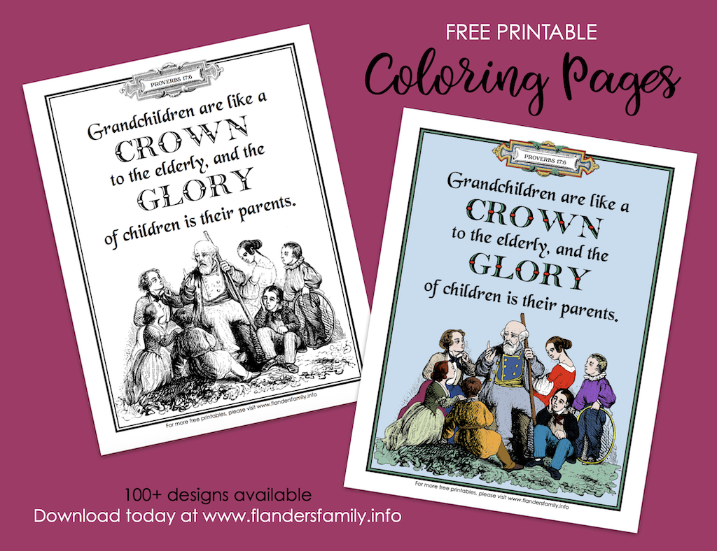 Free Christian Coloring Page