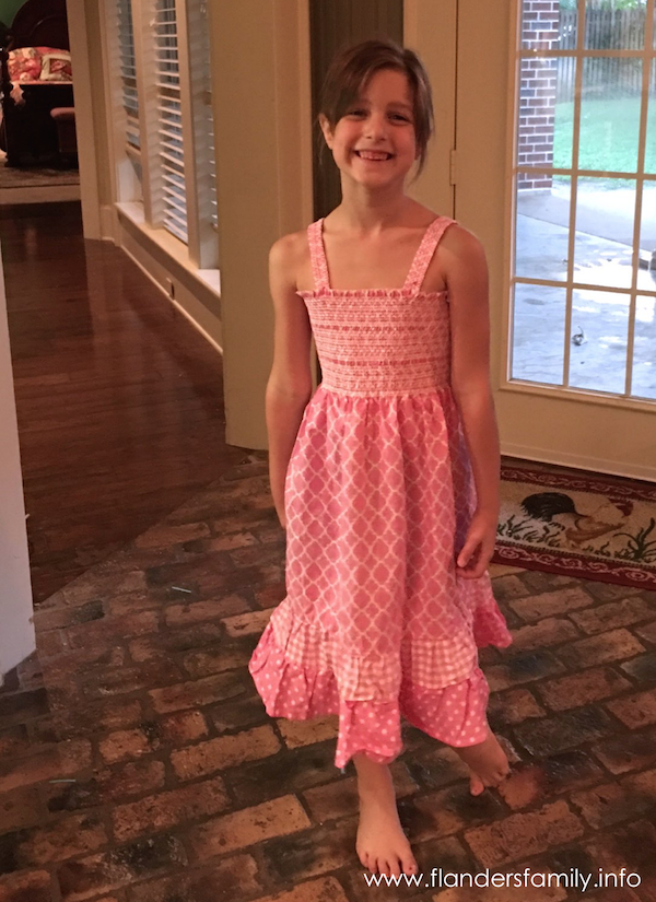 The simplest sewing project ever -- perfect for beginners! from flandersfamily.info