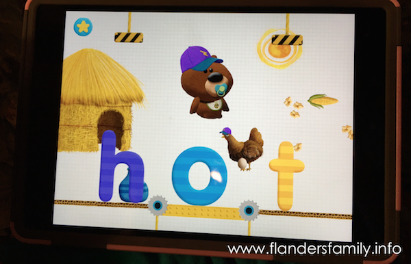 Tiggly Words - Toys for Tablets