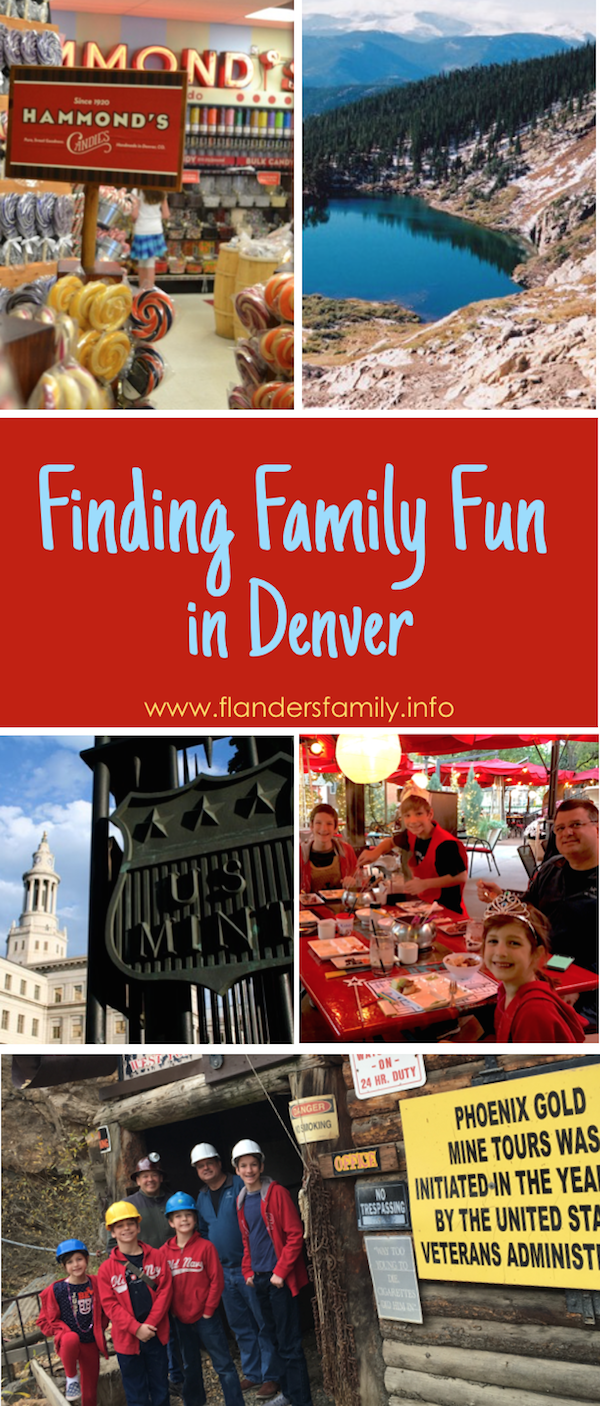 Fun Things for Families to do in Denver, Colorado