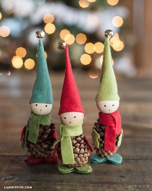 sweet little garden elves