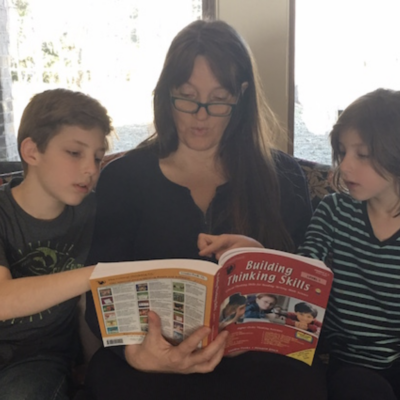 Building Thinking Skills (Timberdoodle Review)