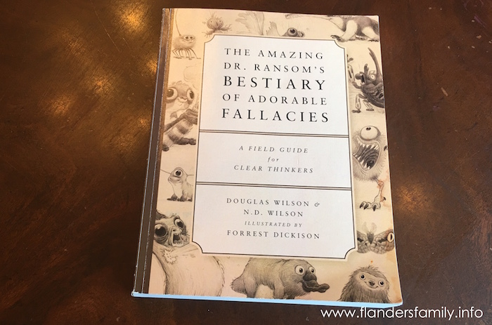 Bestiary of Adorable Fallacies Review & Giveaway