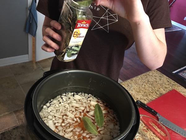 Flanders family favorite recipe