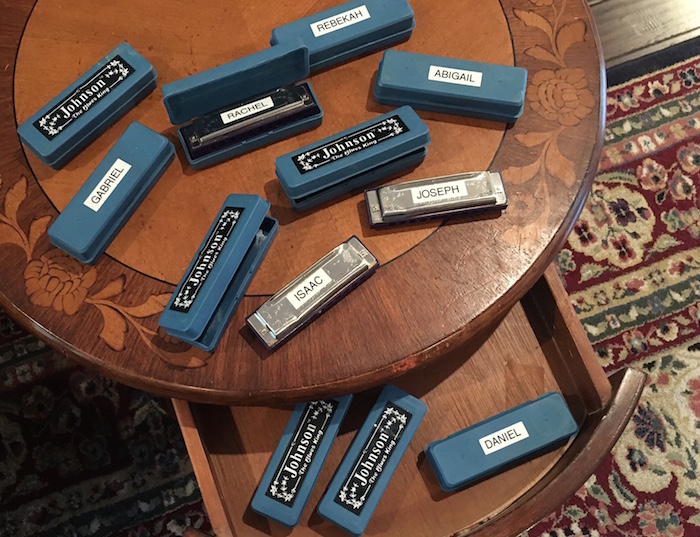 It's National Harmonica Day!