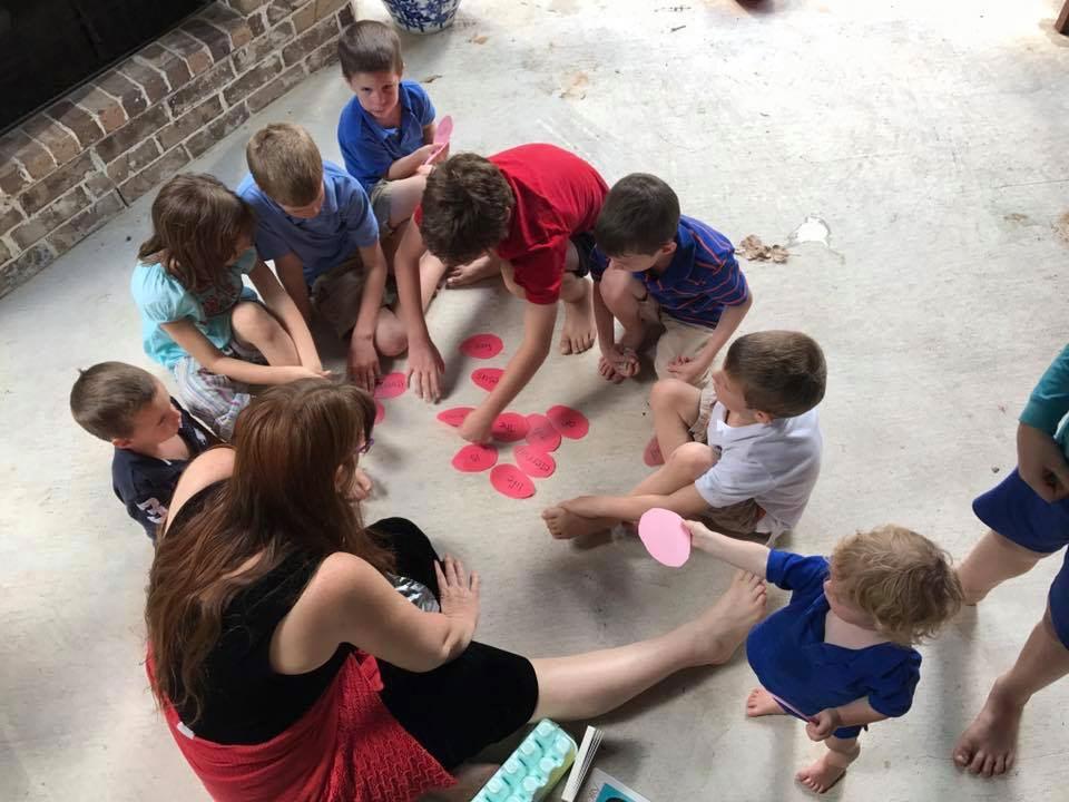 Resurrection Day Activities