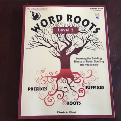 Building Vocabulary with Word Roots