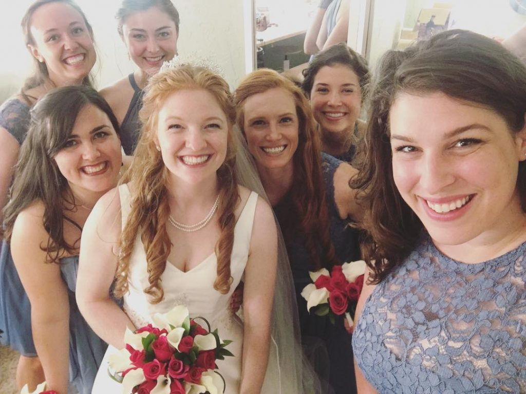 Beth, Bekah, and the Bridesmaids