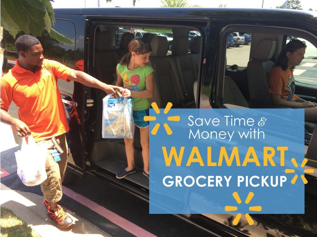 Walmart Grocery Pickup: A Busy Mother's Dream - Flanders