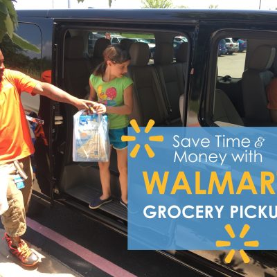 Walmart Grocery Pickup: A Busy Mother's Dream