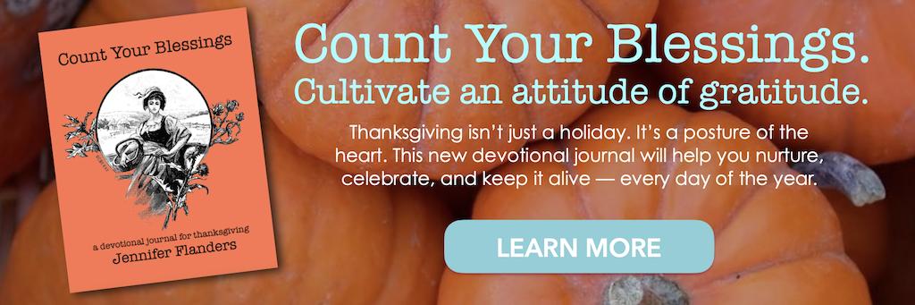 Cultivate an Attitude of Gratitude
