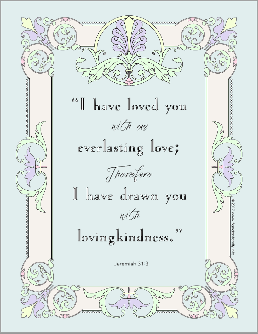 Coloring Page | Bible Based | Free Printable