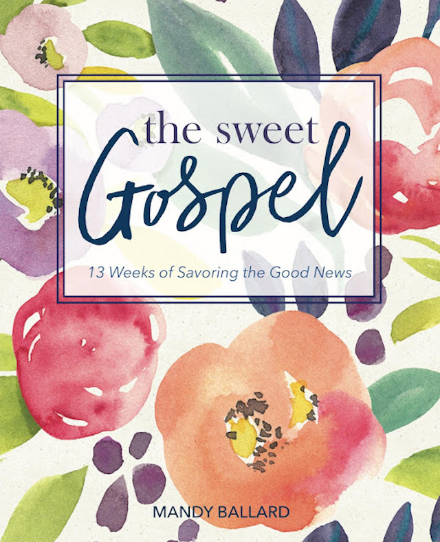 The Sweet Gospel by Mandy Ballard