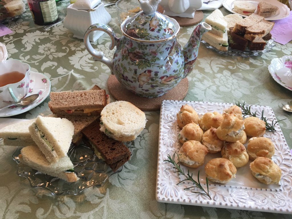 A High Musical Tea