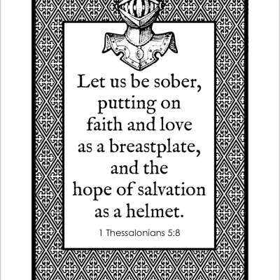 Be Sober (Free Printable Coloring Page)