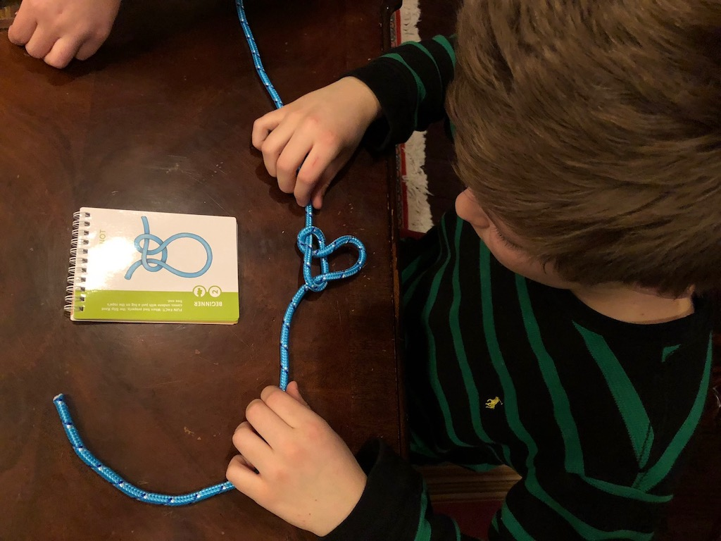 Knot So Fast: Another Fun Thinking Game from Timberdoodle