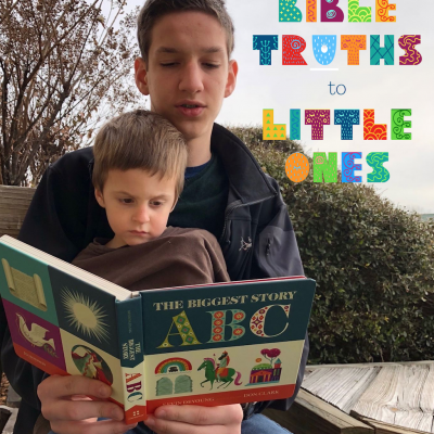 Biggest Story ABC: Teaching Truth to Little Ones