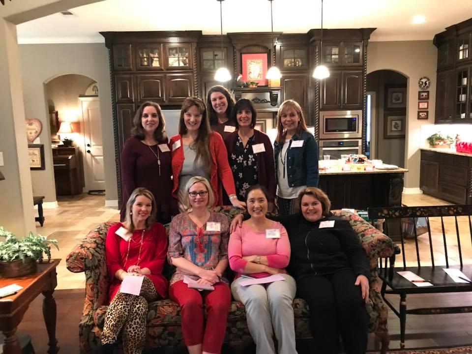 Mother/ Daughter/ Granddaughter Valentine Brunch