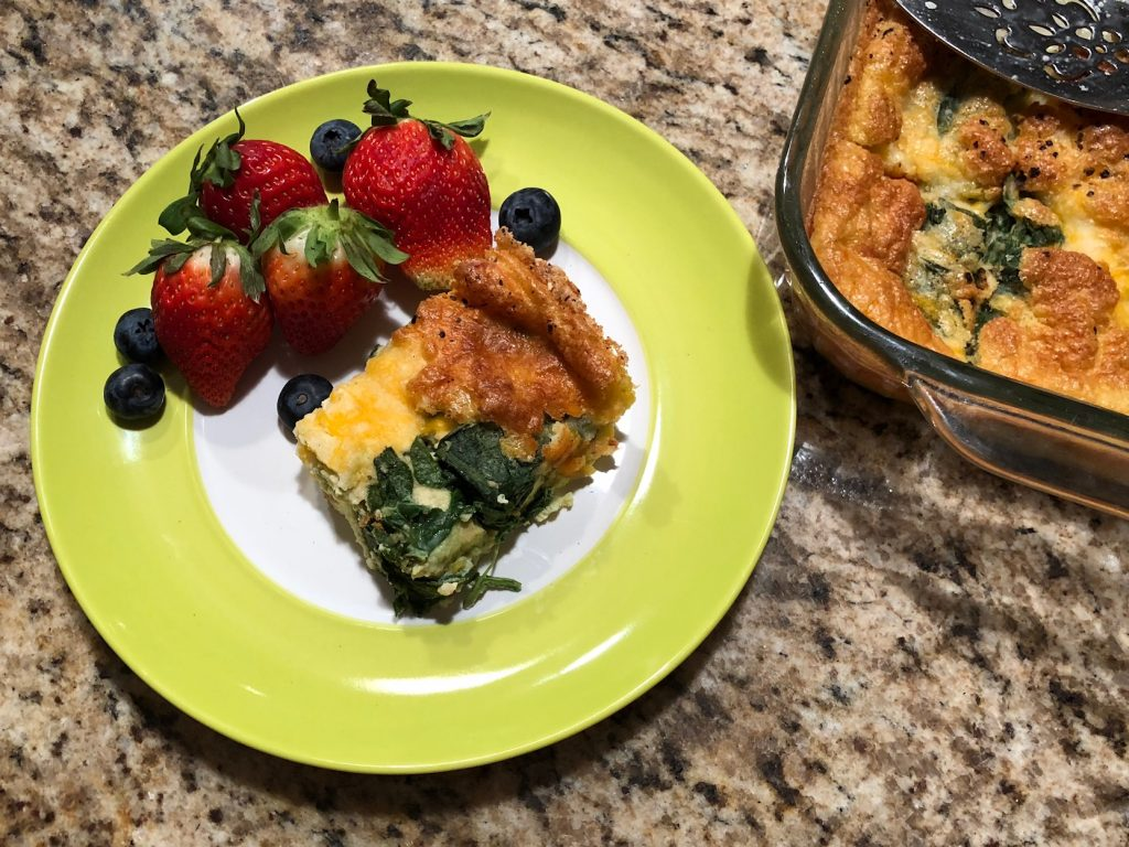 Make-Ahead Breakfast Casserole