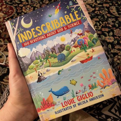 Indescribable: 100 Devotions about God and Science
