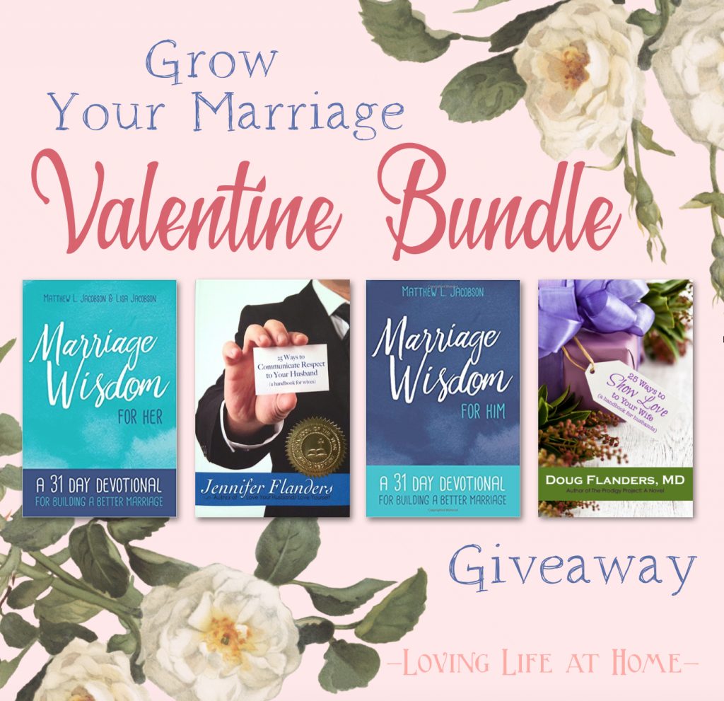 Grow Your Marriage Giveaway