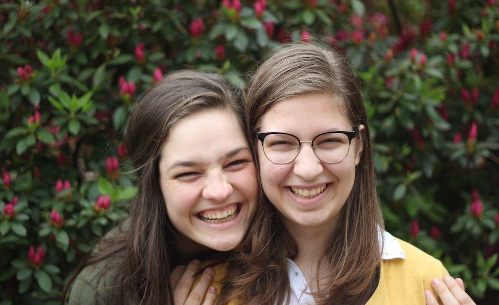 Rebekah and Rachel