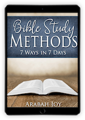 BibleStudyMethods