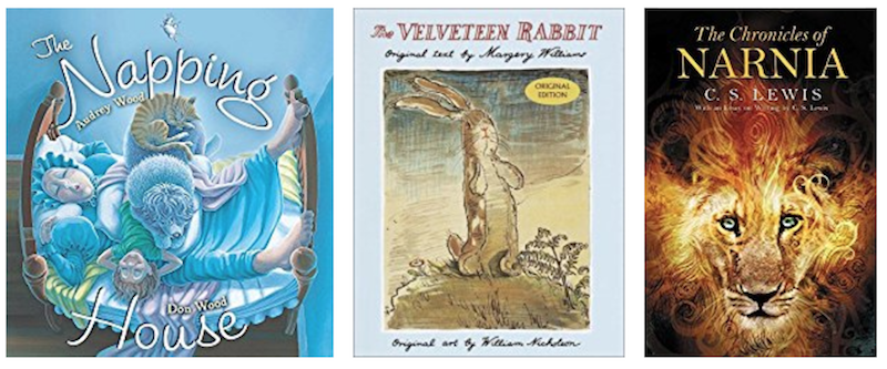 Books written for Kids