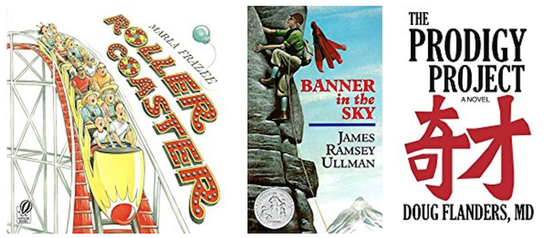 Books about eXciting adventures