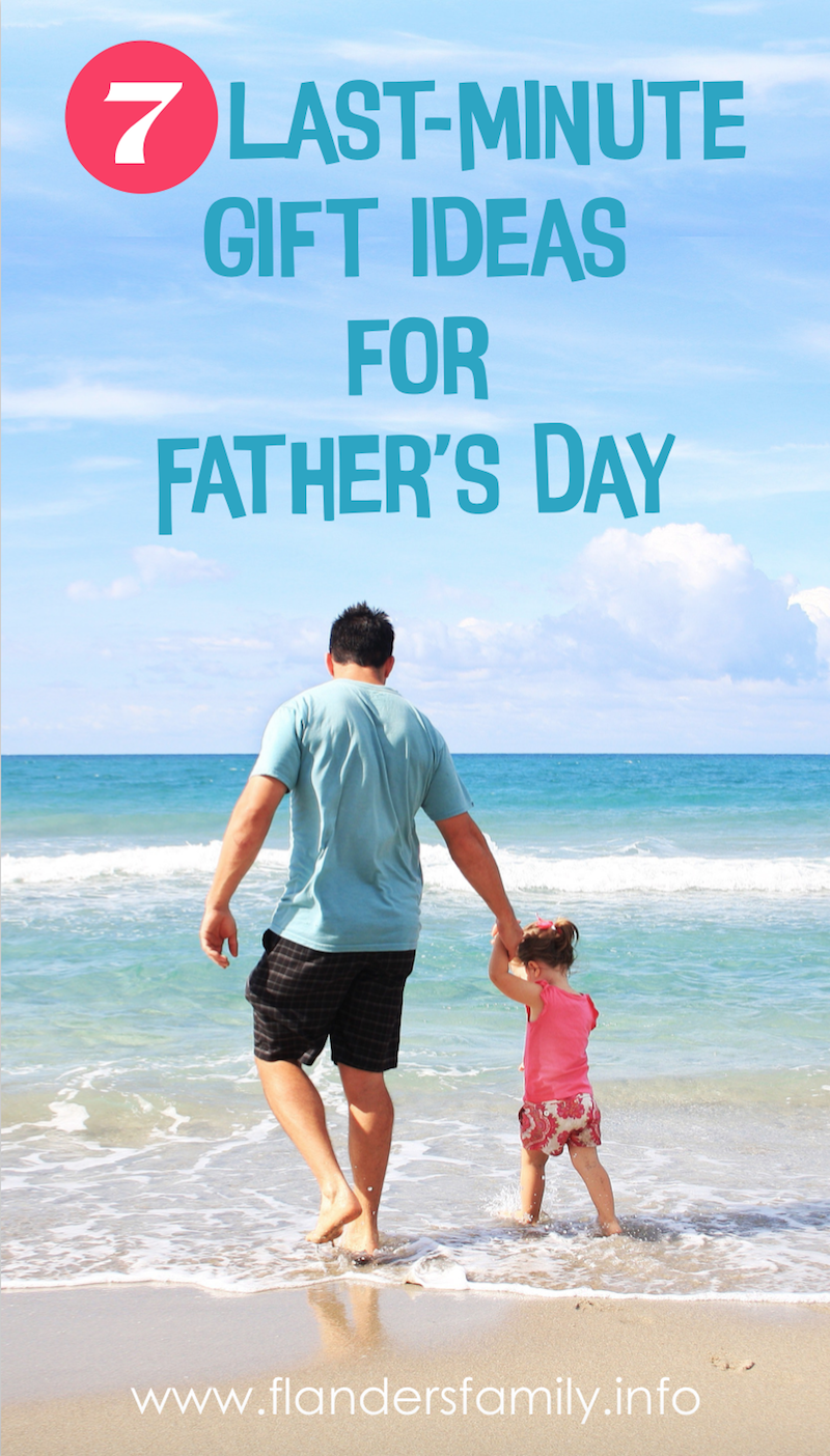 7 Last-Minute Father's Day Gifts