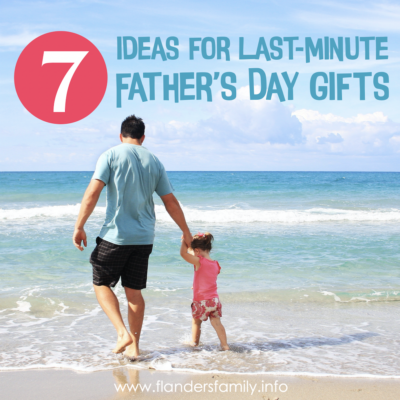 7 Last-Minute Gifts for Father's Day