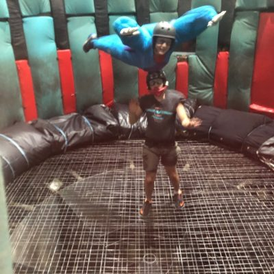 Indoor Skydiving: High-Flying Fun in Pigeon Forge