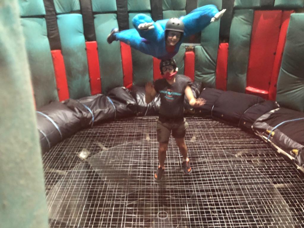 Flyaway Indoor Skydiving in Pigeon Forge, TN