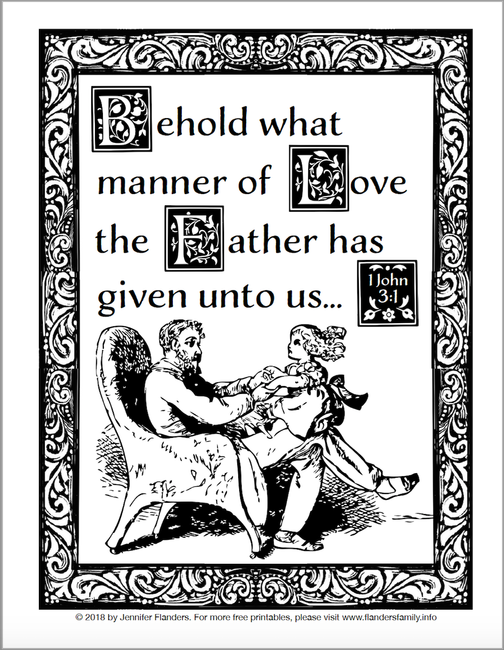 Love of the Father