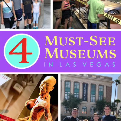4 Must-See Museums in Vegas