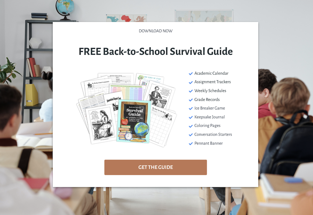 Smart Ways to Celebrate Starting Back to School - Back-to-School Survival Guide