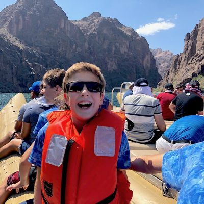 Our Rafting Adventure through Black Canyon