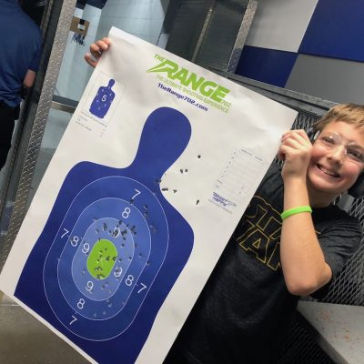 Range 702: Gun Safety Training & Target Practice