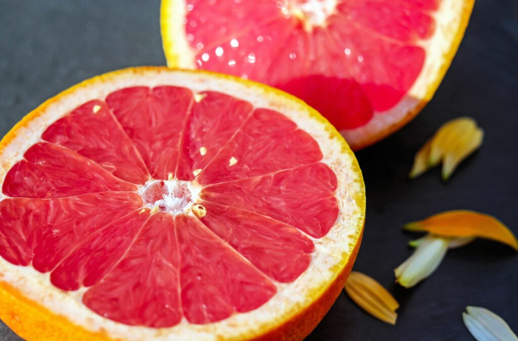Quick & Easy Breakfasts - Grapefruit Halves
