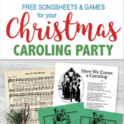 Throw the Best Christmas Caroling Party Ever