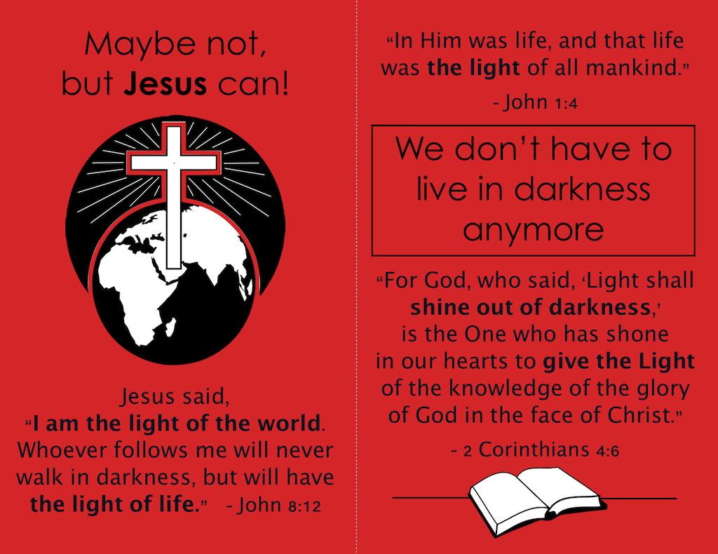 Free Printable Christmas Tracts